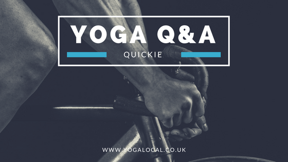 Yoga Q&A Quickie: Sports Specific Yoga