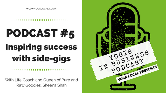 YIB Podcast #5 | Inspiring Success with Side Gigs