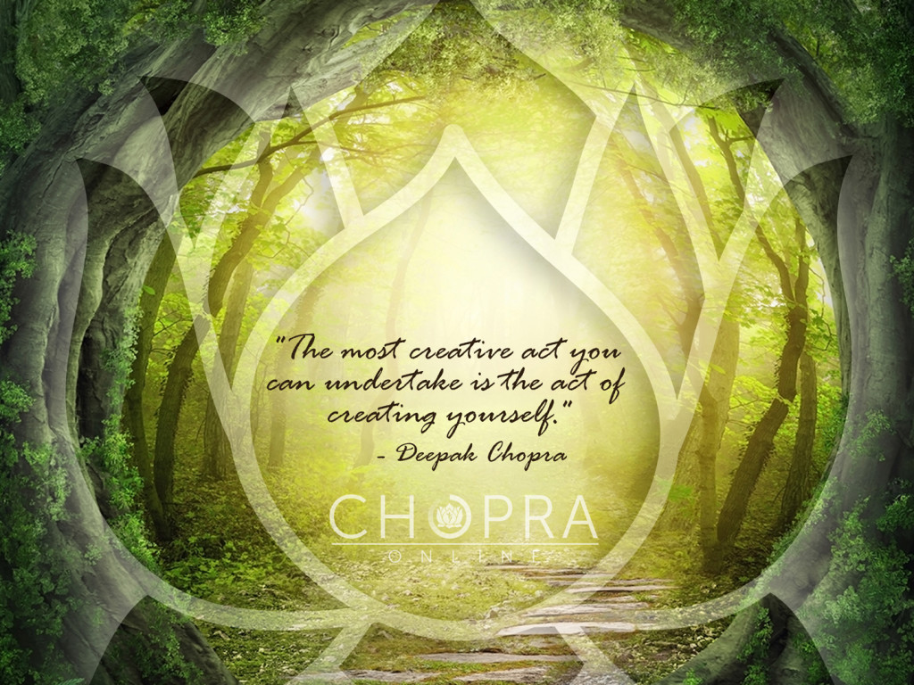 What happens when you get home from a Chopra Center Perfect Health yoga and meditation retreat?
