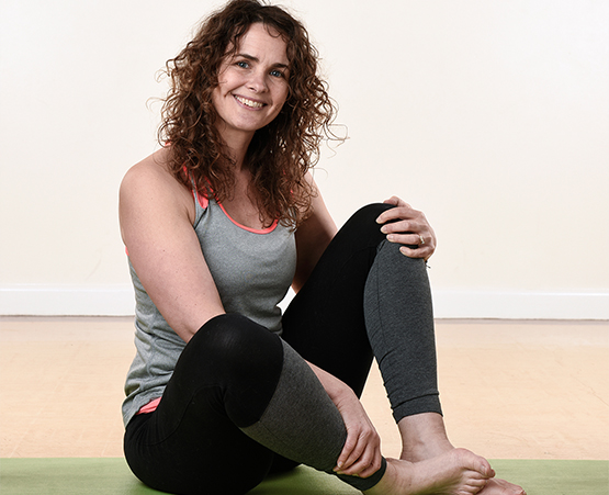 Yoga Local Owner and Founder, Josie Steedman