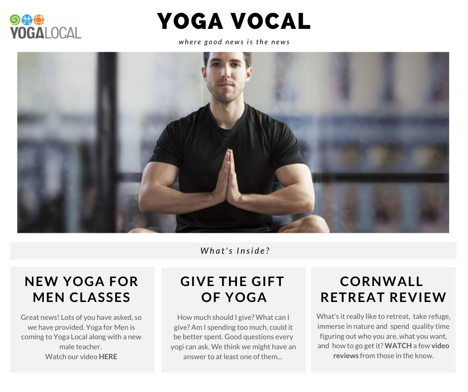 YOGA VOCAL - ISSUE 1