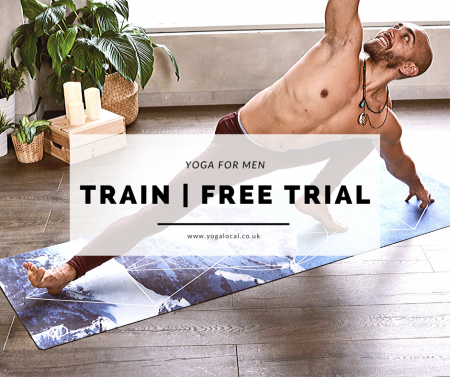 YOGA FOR MEN | SIGN UP FOR A FREE TRIAL CLASS