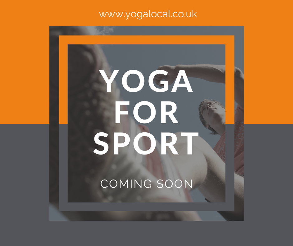 More Yoga for Sports and Exciting Offer