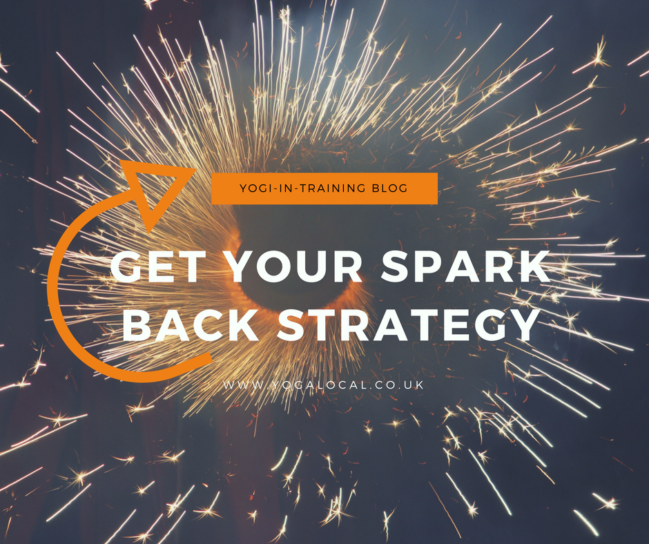 Get your spark back strategy