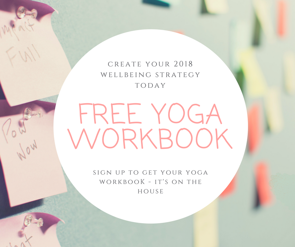 Create your 2018 wellbeing strategy.