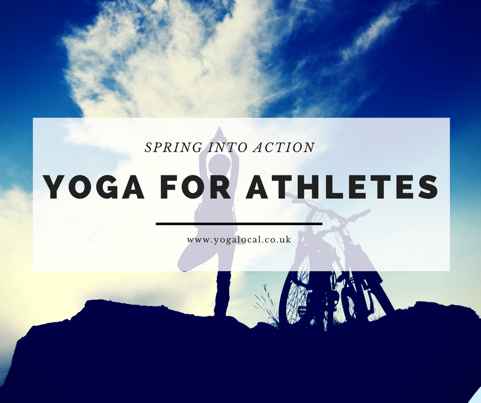 Yoga for Athletes | Spring into Action 5-Week Series