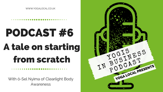 YIB Podcast #6 | A Tale On Starting From Scratch
