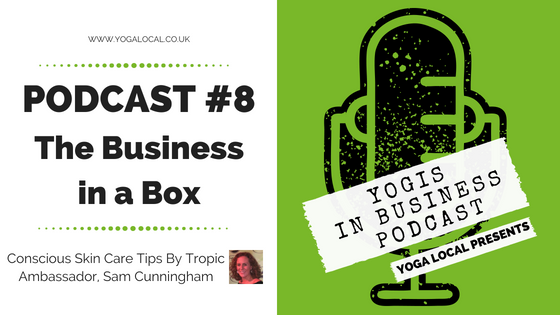 #8 Yogis-In-Business | The Business in a Box.