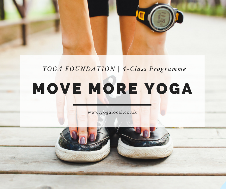 MOVE MORE | Foundation 4-Week Series