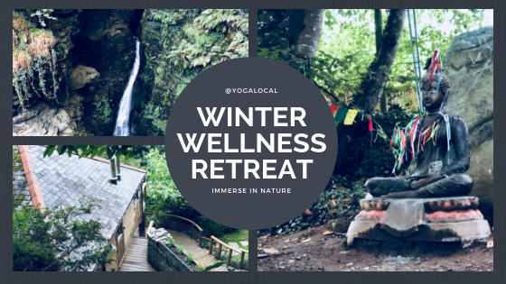 NEW: WINTER WOODLAND WELLNESS GETAWAY