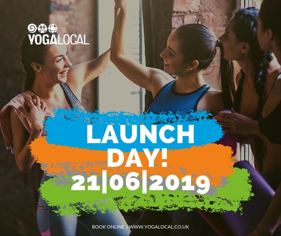 YOGA LOCAL STUDIO LAUNCH | ROUND UP AND PHOTO GALLERY