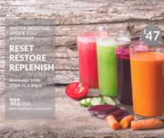 IS YOUR JUICE CLEANSE MAKING YOU HEALTHIER OR DEPLETING YOUR ENERGY?