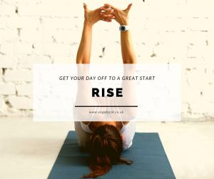 Rise Yoga Classes Wellingborough