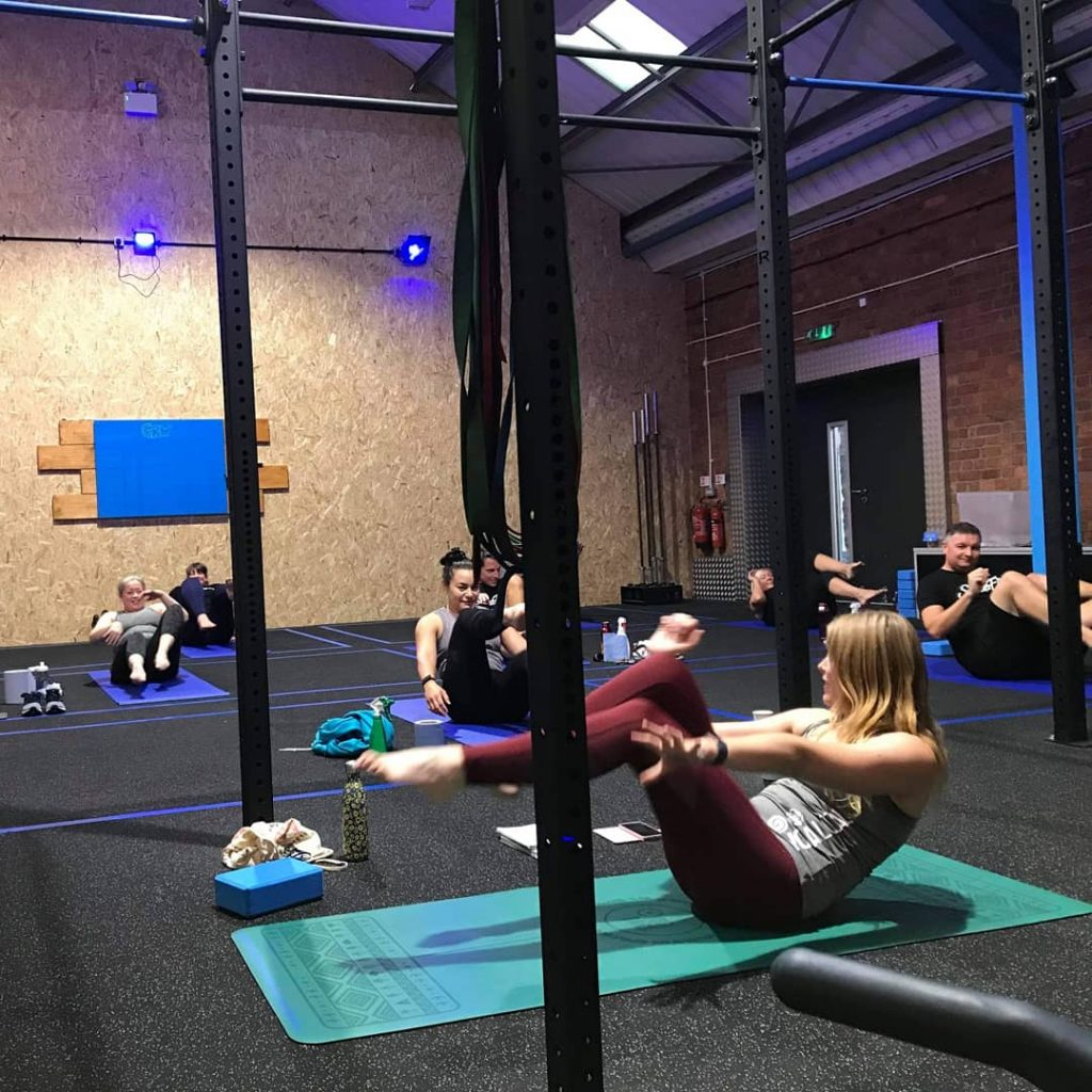 RECOVERY AT SHIRE FIT, POWERED BY YOGA LOCAL